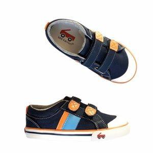 NWT See Kai Run navy sneakers